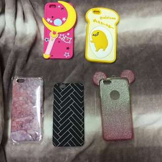 iPhone 6/6s Casings Covers