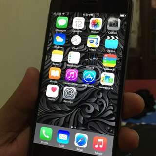 IPhone 6 64gb Space Grey My Set
