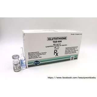 Tad 600 mg Injectible Glutathione