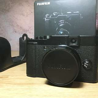 Fujifilm 富士 x10 隨身類單眼相機