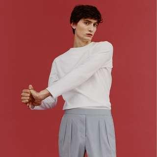 Uniqlo X Lemaire 白色上衣