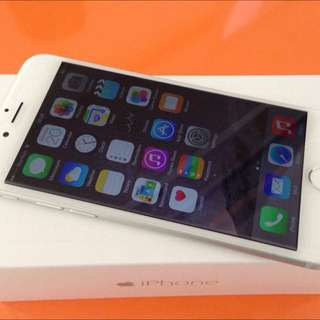 iPhone 6 64g silver color