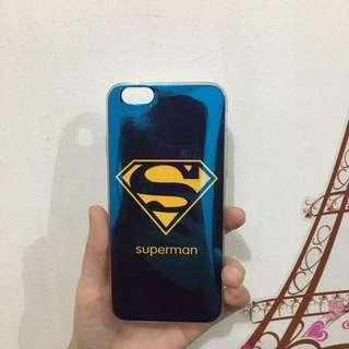 Superman Casing Iphone 6 Dan 6s