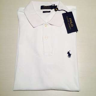Polo Ralph Lauren 短袖 Polo衫 素 小馬