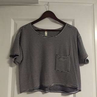 American Apparel Crop Top OS
