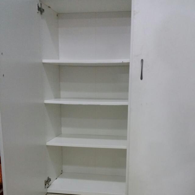 2 Door Storage Cupboard