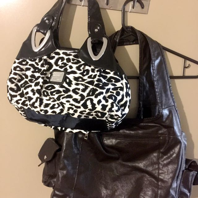 2 X Handbags $5 Together