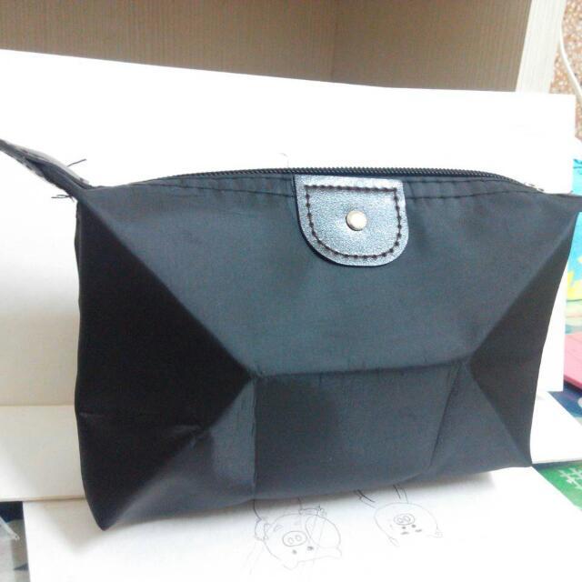 黑色化妝包
