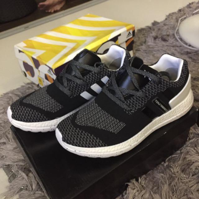 Adidas Y-3 Pureboost ZG Knit Black