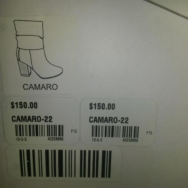Aldo Camaro Booties Size 7