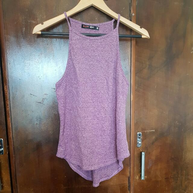 Alive Girl Top Size 6
