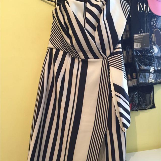 ASOS stripped Dress