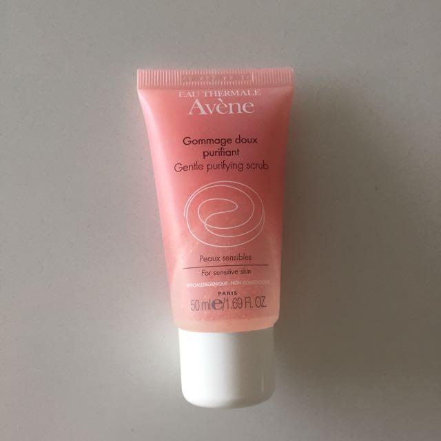 Avene Scrub For Sensitive Skin