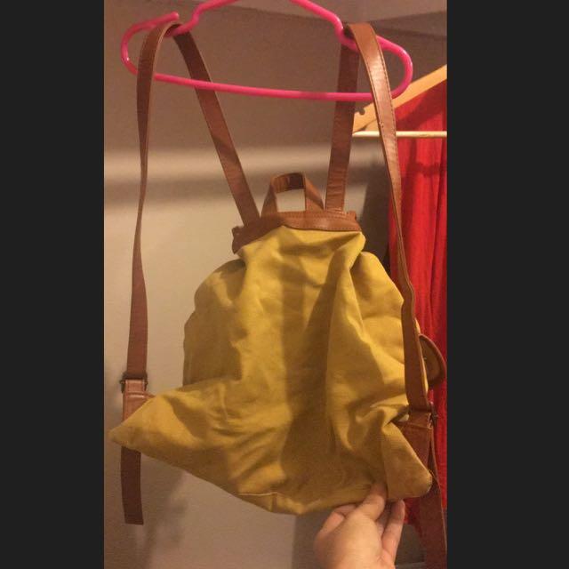 Back Shoulder Bag