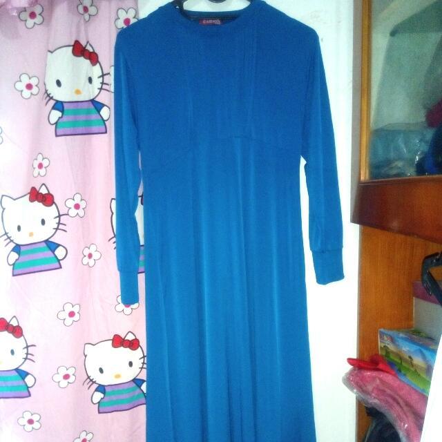 Baju Panjang Blue Mellow / Gamis
