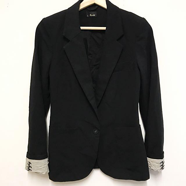 Bardot Black Suit/jacket