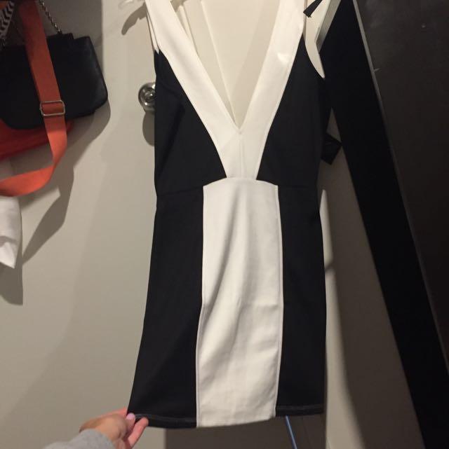 Bond Girl Dress From Nasty Gal
