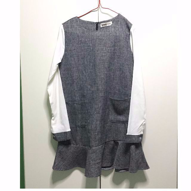 Brand New Korean Style Casual Dress Women S Fashion Clothes On