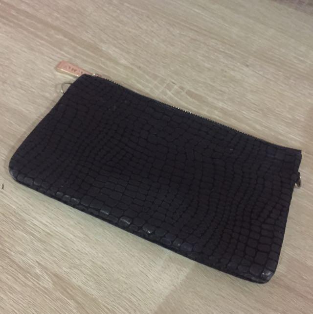 CMG Soft-leather Wallet (black)