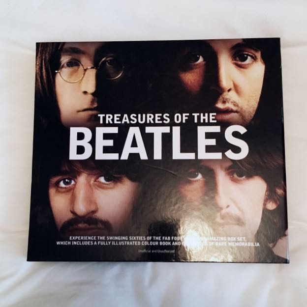 collectable beatles book