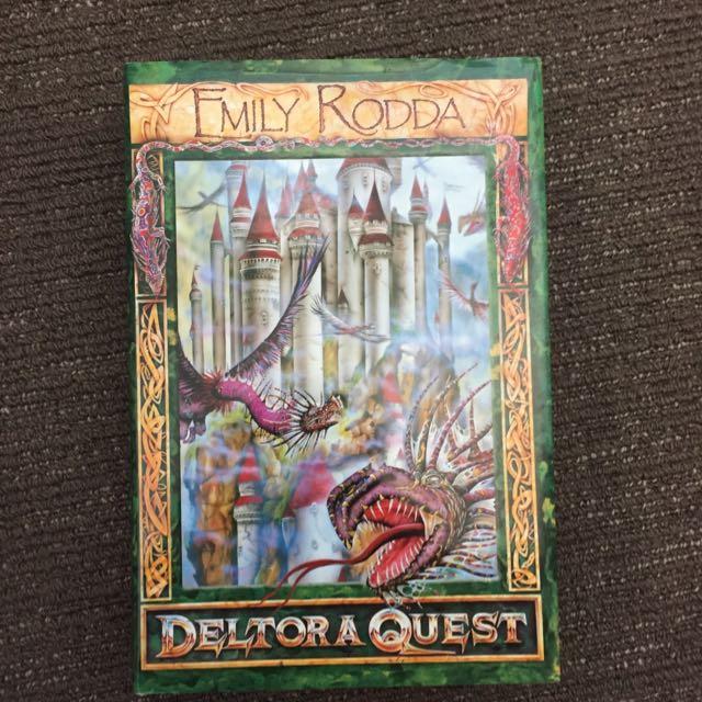 Deltora Quest Book