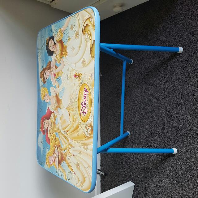 Disney Princess Fold Up Table
