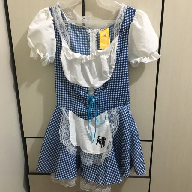 Dorothy Costume Perfect For Halloween!