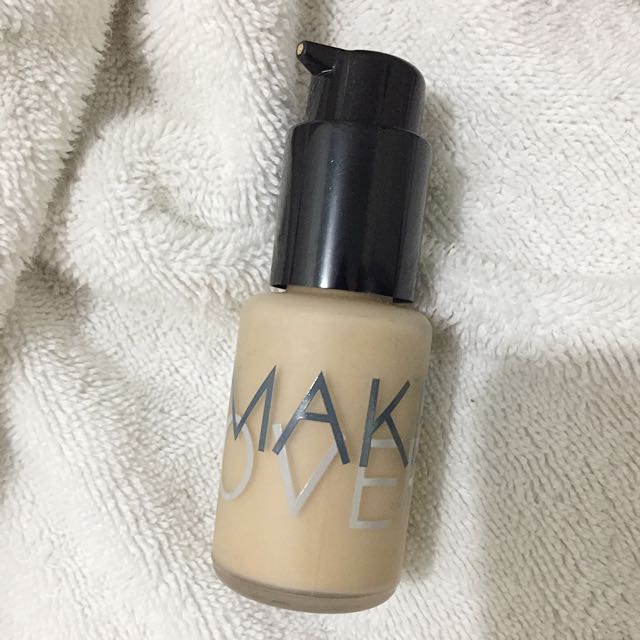 Foundation Make Over
