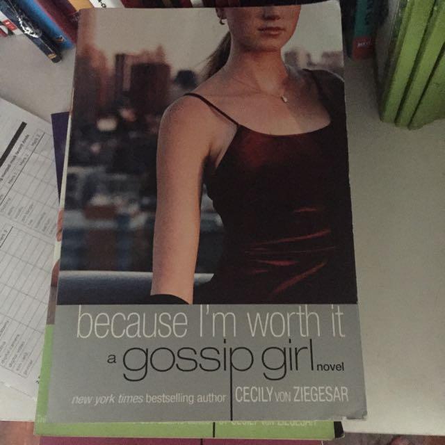 Gossip girl novel