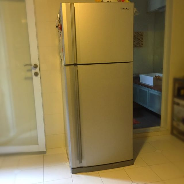 Price Reduced!!! 2 Door Fridge