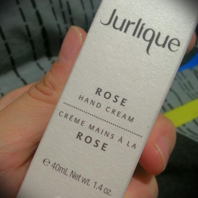 Jurlique 玫瑰護手霜