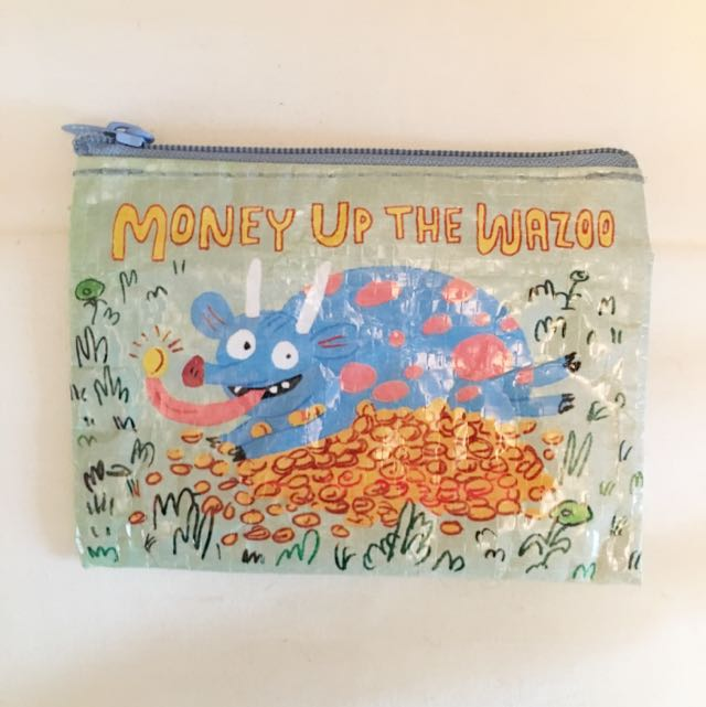 Lucky Handmade Coin purse
