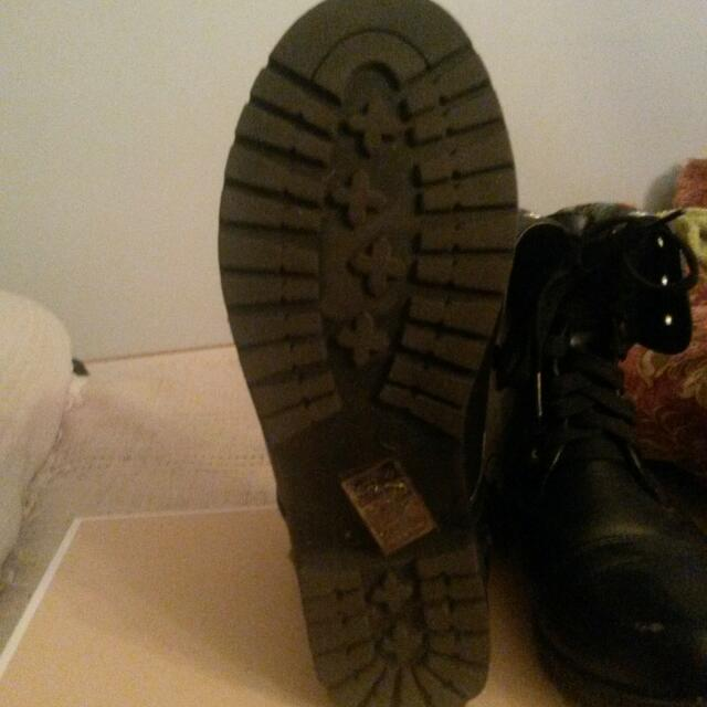 Marvel Boots Size 6