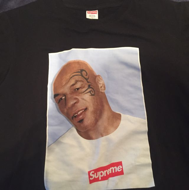 3f57d4d7f485 Mike Tyson Supreme T-Shirt (Fake Replica)