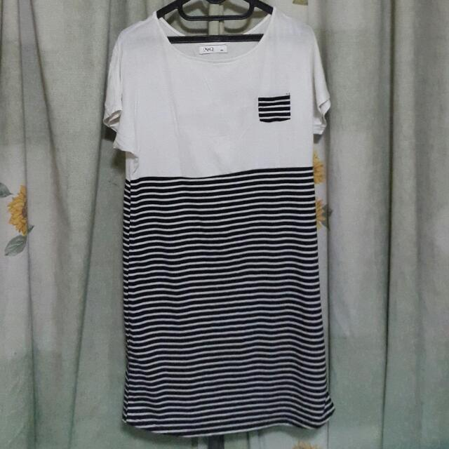 MnQ Stripes Top