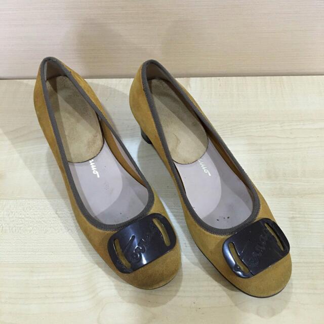 My Ferragamo Shoes
