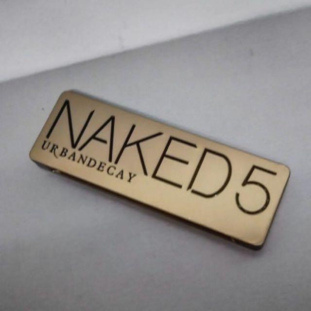 naked pallette 5