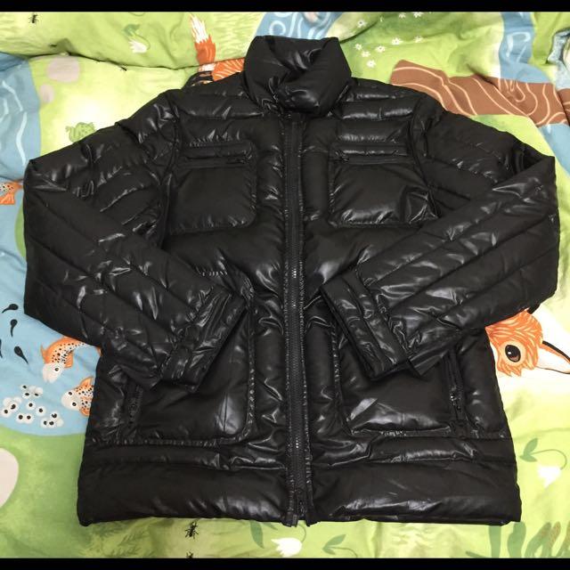 NEIGHBORHOOD風格的太空鋪棉外套