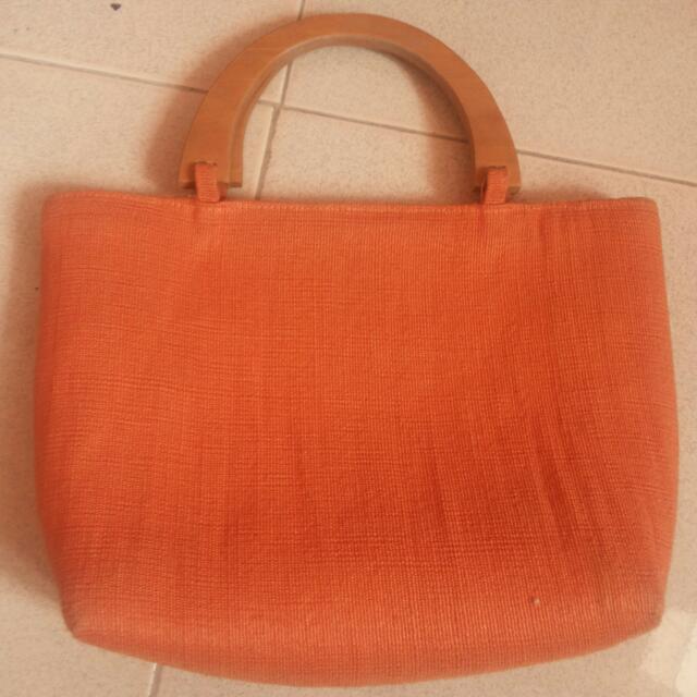 orange bag kultura