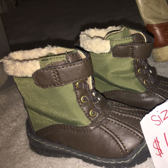 Osh Kosh Winter Boots