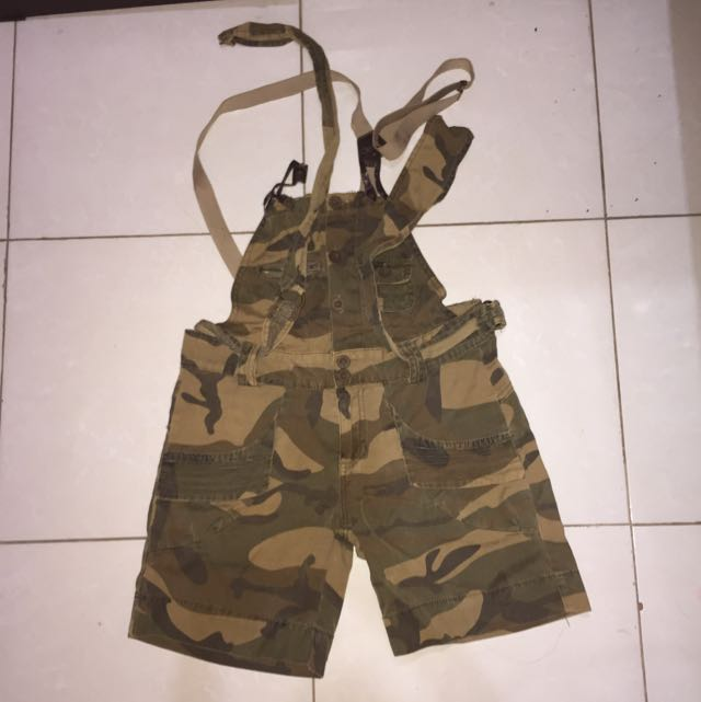Overall Army