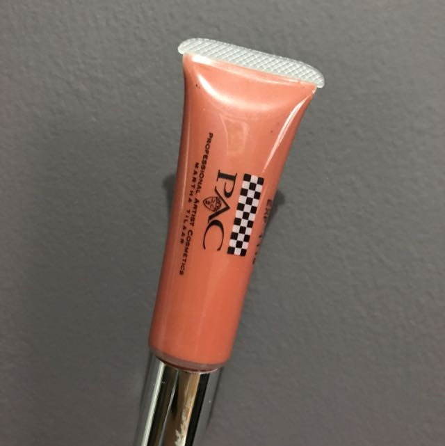 PAC Gorgeous Liquid lip Color - Brown Sugar