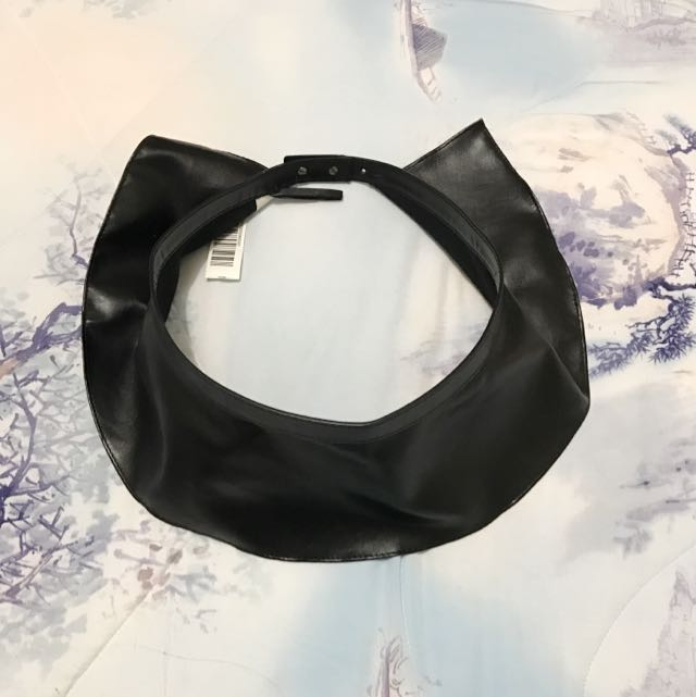 Stradivarius Peplum Belt