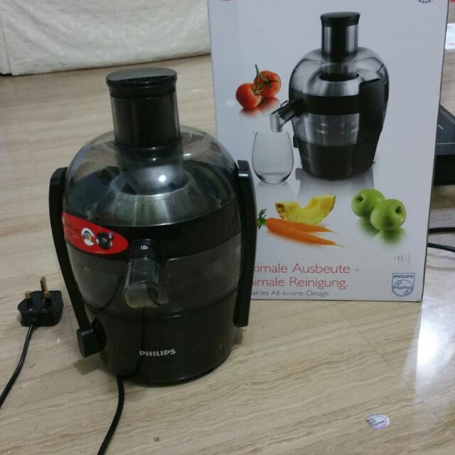 Philips Juice Maker