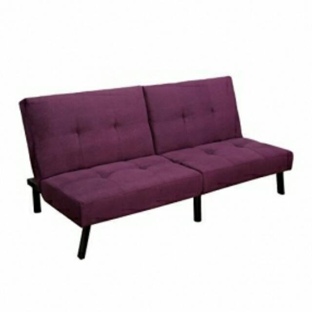 Purple Sofabed