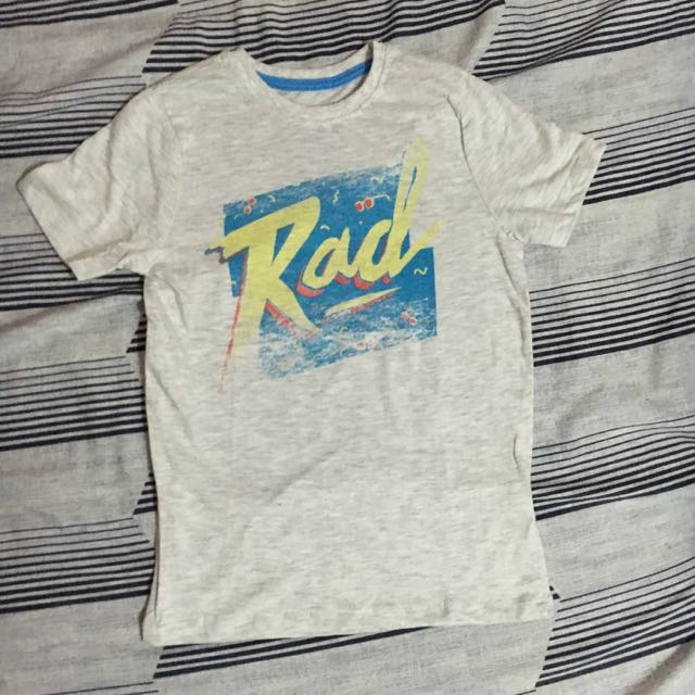 Rebel By Primark Boys Shirt