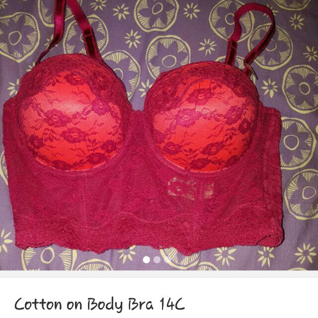 💣Reduced  Cotton on Body Bra