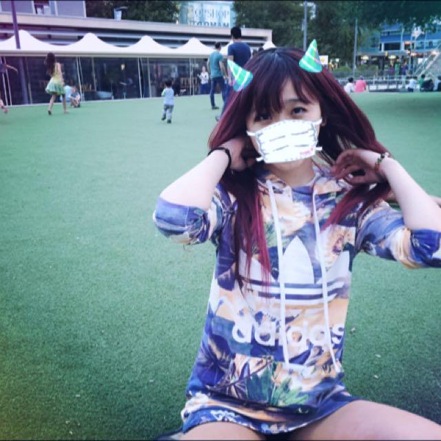 Replica Adidas Hoodie/dress