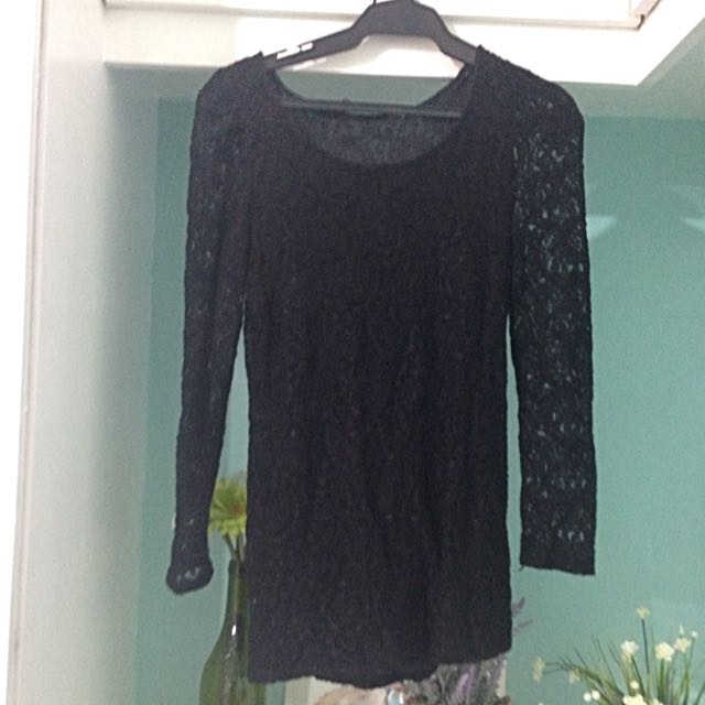 Lace Top w lining (People Are People)