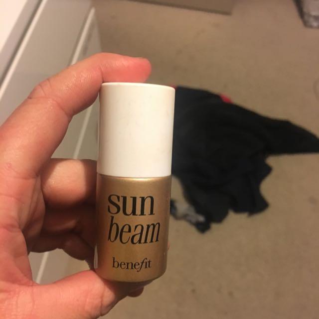 Sun beam highlighter/illuminator